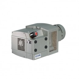 Becker KVT 3.140 Oil-less Rotary Vane Vacuum Pump 6.4HP/4.8KW