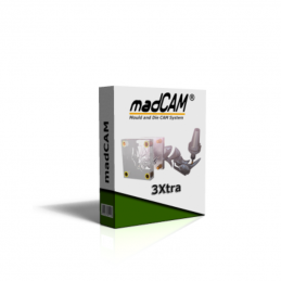 madCAM 3Xtra 3-axis 3D...