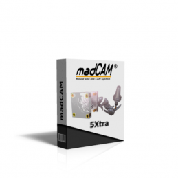 madCAM 5Xtra 5-Axis 3D...