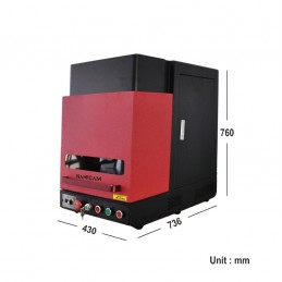 Table-top Fiber Laser Maker...