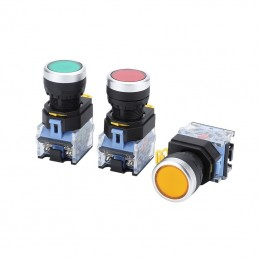 ON/OFF LED PushButton 22mm...