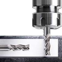NAMICAM End Mill For Metal