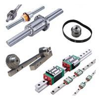 CNC mechanische Komponenten